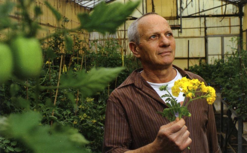 Israel Prize Prof Dani Zamir