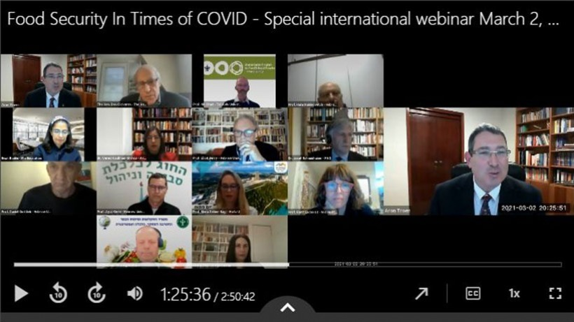 Food Security in Times of COVID